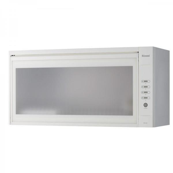 【甄禾家電】Rinnai 林內 懸掛式烘碗機(LED按鍵) RKD-380 白色 80公分 烘碗機 限送大台北