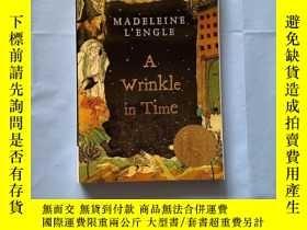 二手書博民逛書店A罕見Wrinkle in Time MadeleineY261