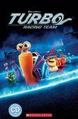 (二手書)Scholastic Popcorn Readers Level 2: Turbo with CD