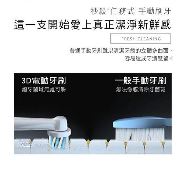 德國製百靈Braun Oral-B 3D電動牙刷PR2 或 PRO2000 (鋰電池新款)