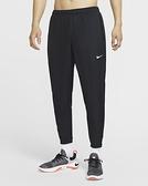 Nike Essential 男款黑色梭織跑步運動褲-NO.CU5499010