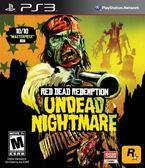 PS3 Red Dead Redemption: Undead Nightmare 碧血狂殺:鬼怪夢魘包(美版代購)