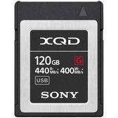 *兆華國際* Sony QD-G120F 120G 120GB 440MB 高速XQD記憶卡 五倍堅固 索尼公司貨