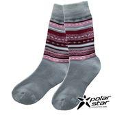 【PolarStar】美麗諾羊毛保暖襪(21-24)『淺灰』P18634 保暖襪.彈性襪.紳士襪.休閒襪.長筒襪.襪子