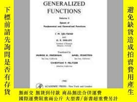 二手書博民逛書店Generalized罕見Functions, Volume 2Y364682 I. M. Gel&#