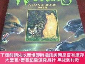 二手書博民逛書店WARRIORS罕見5: A DANGEROUS PATH 勇士5: 一條危險的道路Y20470 ERIN H