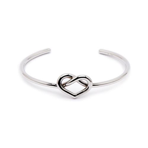 CK Calvin Klein 甜美愛心款手環(KJ6BMF0001)