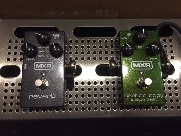 ☆ 唐尼樂器︵☆ MXR M300 Reverb/ MXR M169 Carbon Copy Analog Delay