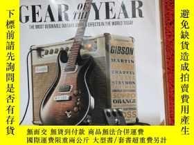 二手書博民逛書店Guitarist罕見UK 吉他雜誌 2020年1月 英文版Y42402