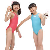 ≡MARIUM≡ 小女競賽型泳裝─湖藍 MAR-8002WJ