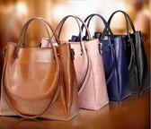 包包女新款潮斜挎包大容量女包手提包韓版時尚單肩包水桶包