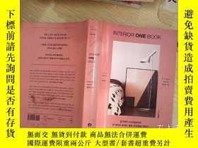 二手書博民逛書店韓文書罕見:INTERIOR ONE BOOKY203004