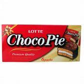 樂天Lotte巧克力派6入【愛買】