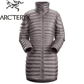 【ARC'TERYX始祖鳥 Yola Coat 女 方鉛礦石紫 羽絨衣】 14588/羽絨衣