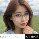 OT SHOP[現貨]平光眼鏡 復古不規...