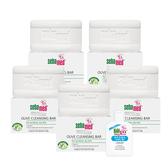 橄欖潔膚皂150g 五入組 贈 油性洗髮乳50ml