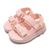 New Balance 涼拖鞋 NB 750 Wide 寬楦 粉紅 小童鞋 運動拖鞋 【ACS】 IH750PSW