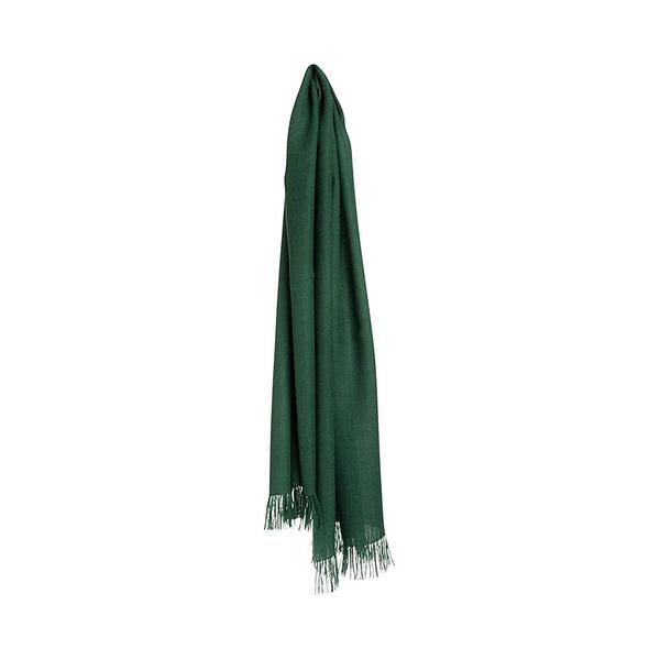 丹麥 Elvang Traveller Alpaca Wool Scarves 70x200cm 100% 旅行者 素面 超輕量 羊駝毛圍巾(翡翠綠漾)