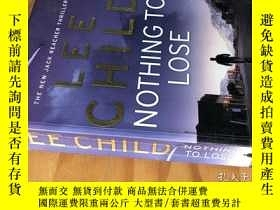 二手書博民逛書店Nothing罕見to Lose Lee Child作品Y393856 Lee Child 出版2008