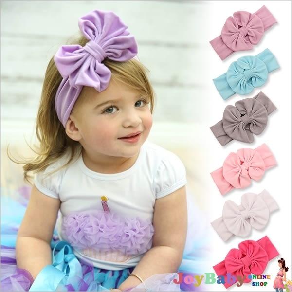 兒童髮帶嬰兒髮飾 棉布蝴蝶結髮帶寶寶頭飾-JoyBaby