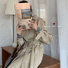 Qmigirl 復古雙面羊絨大衣 暖冬手工長款外套【T2252】