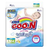 《GOO.N》日本大王紙尿褲境內版(S84片x4包)/箱-箱購