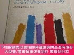 二手書博民逛書店The罕見Declaration of the Rights of Man and of Citizens;A C