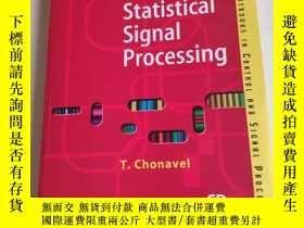 二手書博民逛書店Statistical罕見Signal Processing: