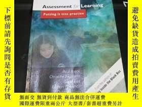 二手書博民逛書店Assessment罕見for LearningY262428