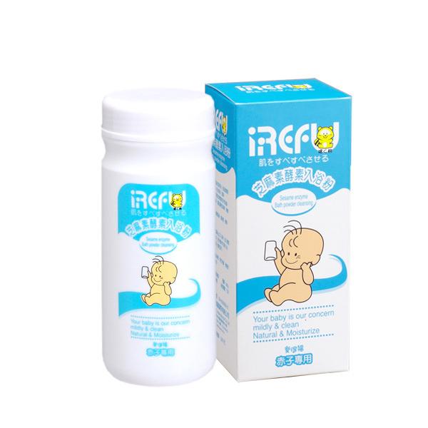 愛得福 iRefu 芝麻素酵素入浴粉 380g
