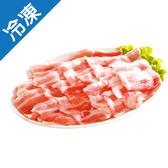 五花炒肉片600g±5%/包【愛買冷凍】
