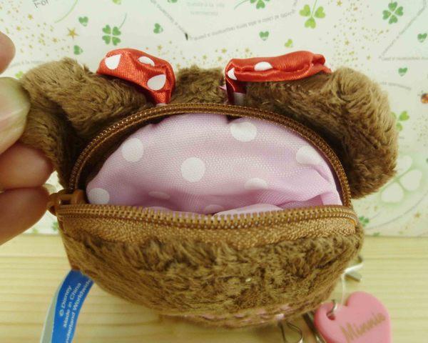 【震撼精品百貨】Micky Mouse_米奇/米妮 ~鎖圈-米妮