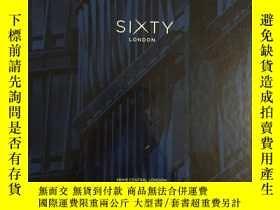 二手書博民逛書店罕見SIXTY·LondonY244941