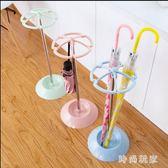 傘架日式櫻花雨傘架家用落地雨傘收納架zzy3023『時尚玩家』TW