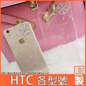 HTC U12 life Desire12+ UUltra U12Plus U11 EYEs U11+ 聖誕雪花鑽殼 手機殼 水鑽殼 訂製