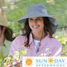 Sunday Afternoons HS011_兩色可選 Adventure通用防曬帽 抗UV遮陽帽/登山大盤帽/健行休閒帽/大圓帽
