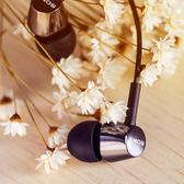 入耳式耳機通用重低音手機線控帶麥通話 貝兒鞋櫃