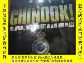 二手書博民逛書店CHINOOK!The罕見Special Forces Flig