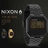 NIXON THE RE-RUN 美式休閒 A158-001 NIXON 現+排單 熱賣中!