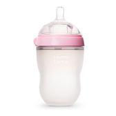 comotomo矽膠奶瓶 250ML 1入 粉色
