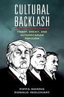 二手書博民逛書店《Cultural Backlash: Trump, Brexit, and Authoritarian Populism》 R2Y ISBN:9781108444422