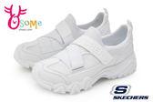 SKECHERS 女運動鞋 曾之喬同款 韓國人氣天團EXO代言 D'lites 2系列 休閒鞋O8289#白◆OSOME奧森童鞋