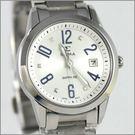 【萬年鐘錶】SIGMA日系 藍字時尚女錶 88023L-3