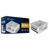 SilverStone 銀欣 SST-NJ700 80+ 鈦金牌 700W 全模組化 無風扇電源供應器