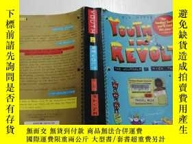 二手書博民逛書店Youth罕見in revolt(青年反抗)外文版Y200392