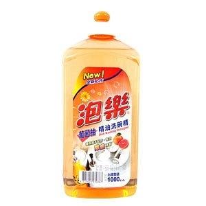 泡樂葡萄柚精油洗碗精1000c.c.【康鄰超市】