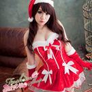 聖誕節跨年角色扮演制服聖誕服 聖誕派對穿聖誕裝表演服  含聖誕帽