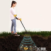 金屬探測儀地下探寶器手持式小型探測器高精度尋寶考古探測器3米