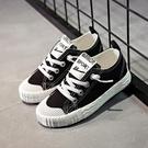 童鞋兒童帆布鞋新款秋季新款男童女童鞋親子鞋透氣小白鞋單鞋