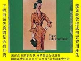 二手書博民逛書店Blueprints罕見Of Fashion: Home Sewing Patterns Of The 1950s